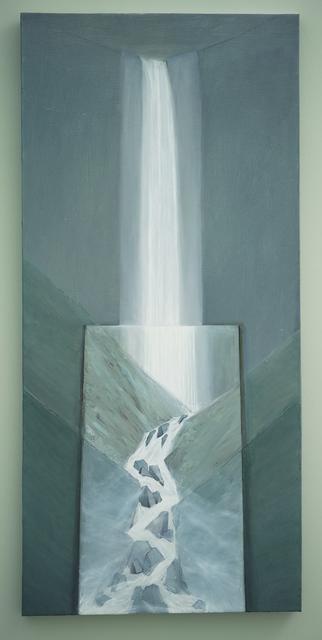 , 'Kegon Waterfall 华严瀑布图,' 2018, Amy Li Gallery