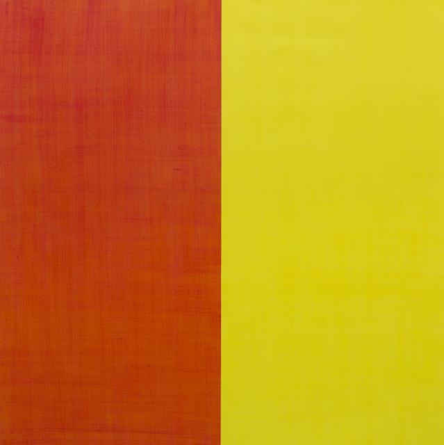 , 'Rojo~Naranja sobre Amarillo,' 2019, Dot Fiftyone Gallery