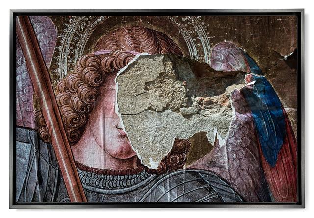 , 'Angel, Venice,' 2016, Secret Art Ltd.