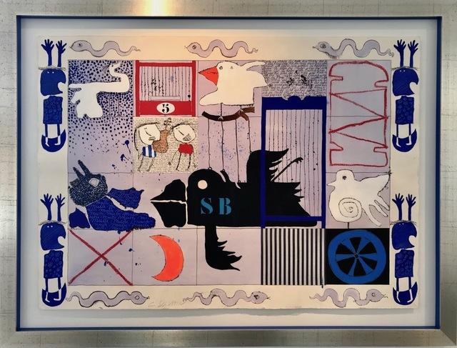 Christian Silvain, 'Zonder titel (III)', 1997, Galleri GKM