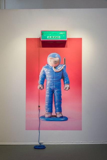 , 'Amigo,' 2016, De Soto Gallery