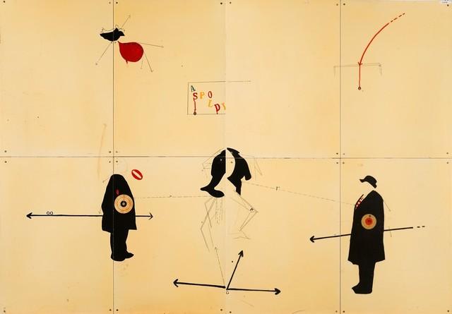 Aldo Spoldi, 'Untitled', 1969, Finarte
