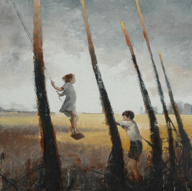 , 'In a Minute,' 2015, Gallery Henoch