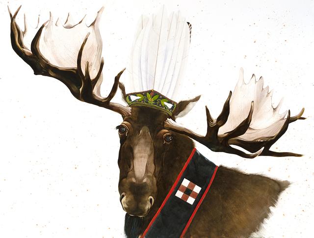 , 'Moose,' , Dowling Walsh