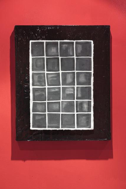 , 'Mantle and Crust V,' 2015, LAMB Arts