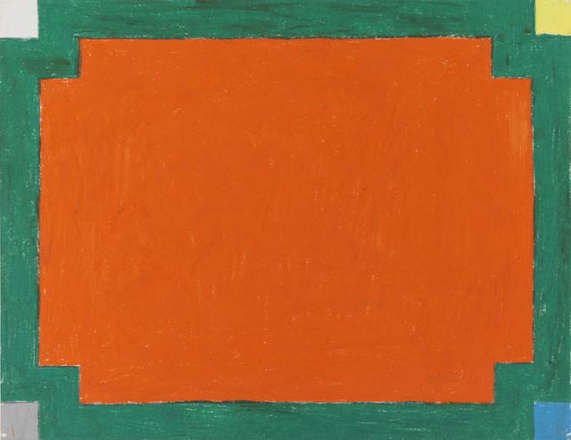, 'CP 13,' ca. 1965, Al Held Foundation