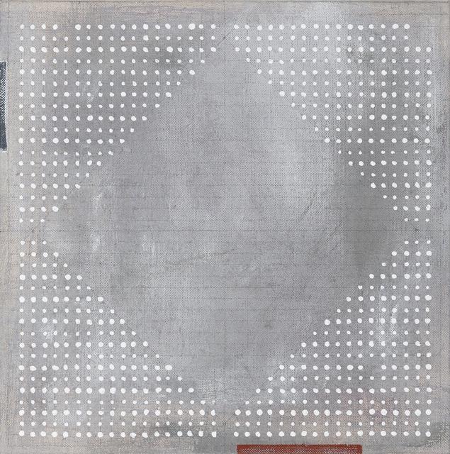 , 'Grid Coat 1,' 2018, The George Gallery