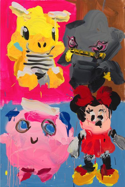 Jan De Vliegher, 'Plush', 2019, Galerie Zwart Huis