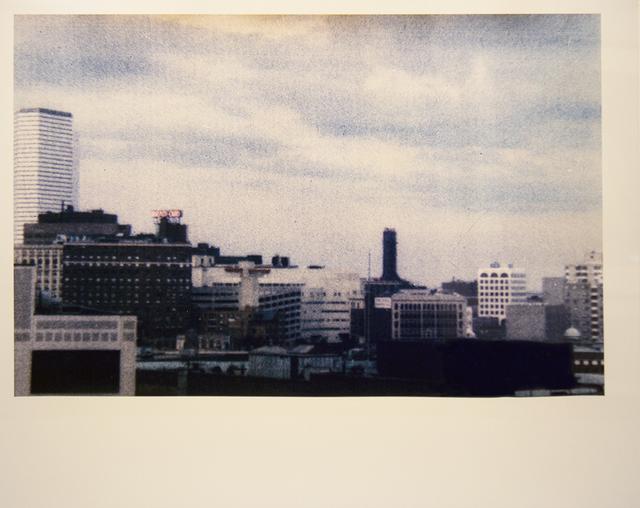 , 'Dismal Boston Skyline,' 1986, ClampArt