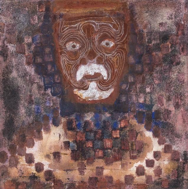 , 'Máscara Roja ,' 2017, Latin American Masters