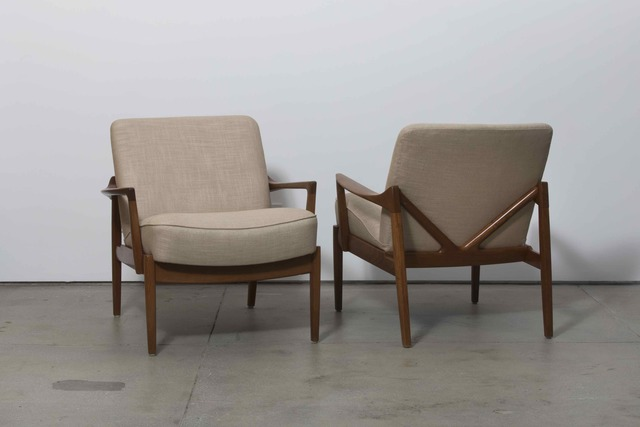 , 'Pair of Armchairs, Denmark,' , Hostler Burrows