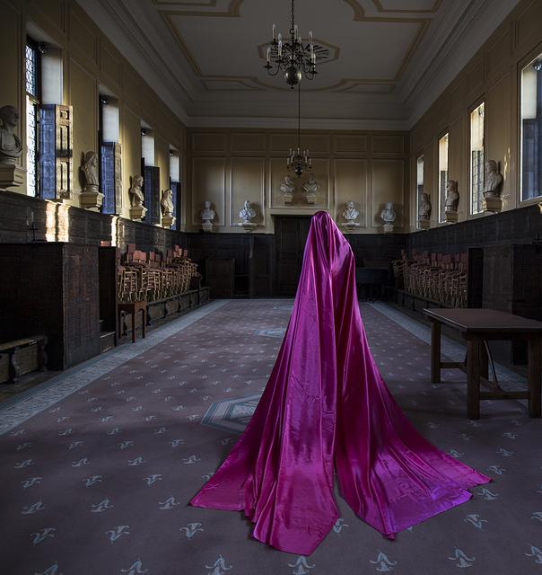 Güler Ates, 'Purple (III)', 2016, Karavil Contemporary