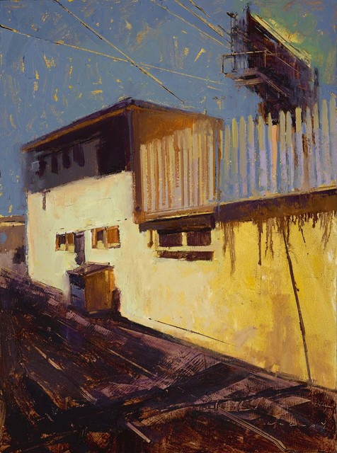 , 'Back Alley Monrovia,' 2017, Sue Greenwood Fine Art