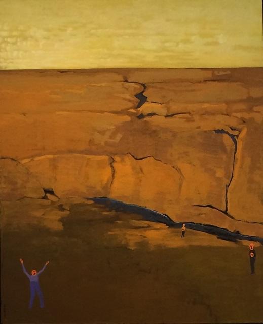 , 'Release,' 2014, Powen Gallery