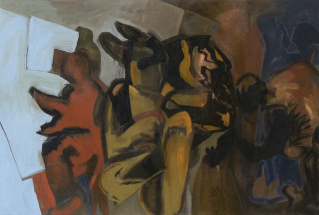 , 'Aubade (tired starlings),' 2009, Corkin Gallery