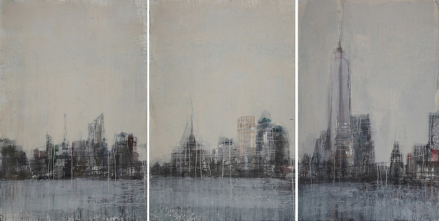 , 'From the Water (triptych),' , Hugo Galerie