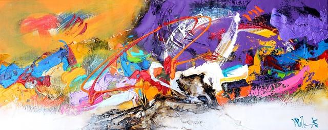 William Malucu, 'Purple Breeze', 2014, Artspace Warehouse