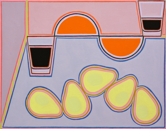 , 'Amaro, Orange, Pears,' 2018, Andréhn-Schiptjenko