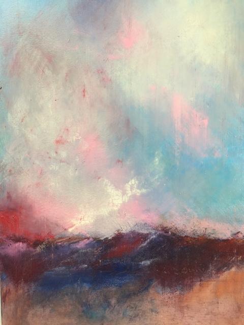 , 'Early Morning Firmament (Dublin Bay),' 2015, Tanya Baxter Contemporary