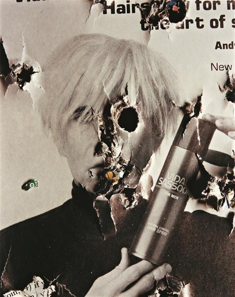 , 'Playboy #38 (Warhol),' 1990, Robert Mann Gallery