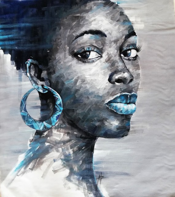 Godwin Adjei Sowah, 'EMPRESS', 2019, TO LIVE IS TO CHOOSE