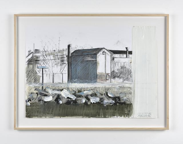 , 'Venice 3,' 2016, Marian Goodman Gallery