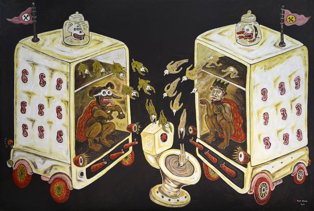 , 'Salto Mortale,' 2011, Mizuma Art Gallery