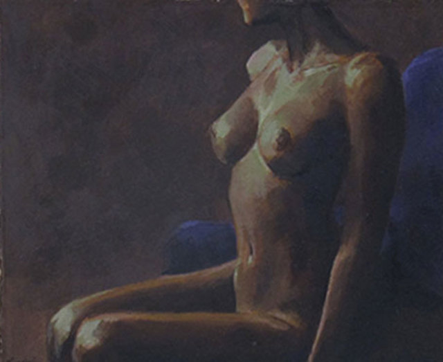 Karin Jurick, 'Female Nude II', ca. 2010, Janus Galleries