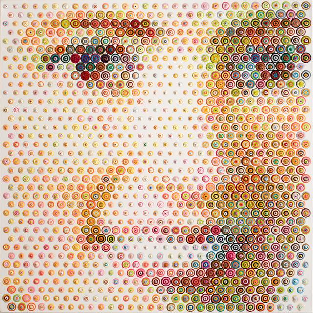 , 'Julie ,' 2017, Eden Fine Art