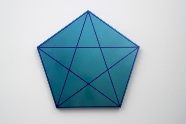 , 'Cyclical Pentagram,' 2014, Montoro12 Contemporary Art