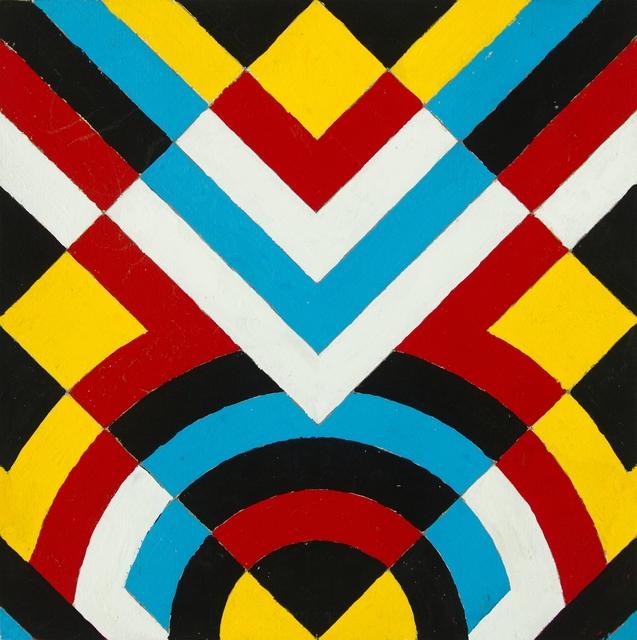 , 'Gopi variatioin 1,' 2016, Galleria Heino