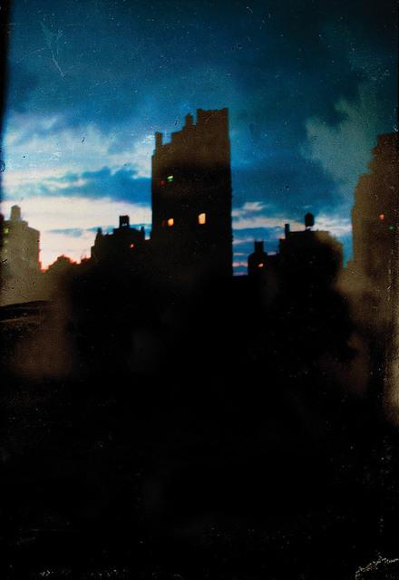 Marc Yankus, 'Sheridan Square at Night', 2003, ClampArt