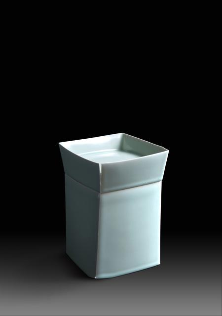 """, 'Hako no katachi """"Ten"""", Box Form """"Evolution"""" (T-3553),' ca. 2001, Erik Thomsen"""