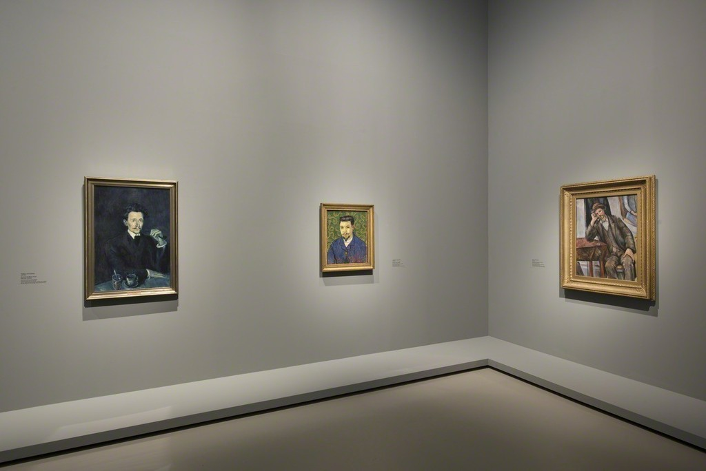 "View of Room 1, ""The Painters and The Collector""