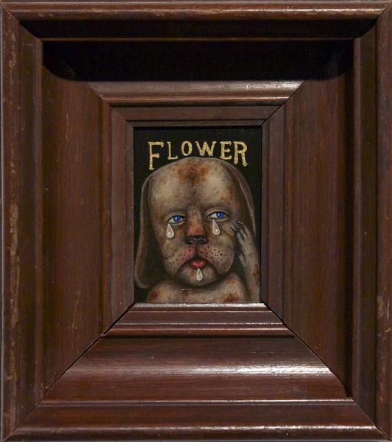 , 'Flower,' 2013, Koplin Del Rio