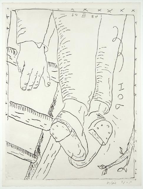 , 'Hop from Catastrophe,' 1984, Axiom Fine Art