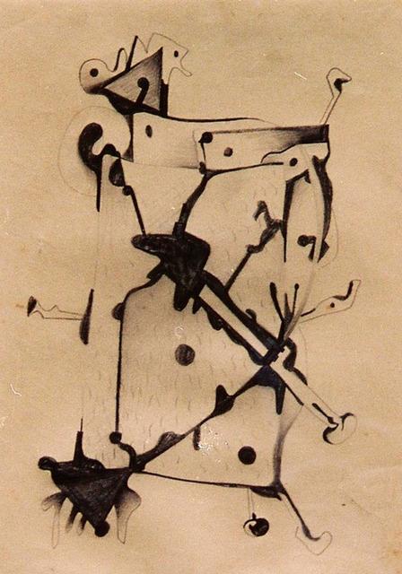 , 'Composition,' ca. 1930, Jorge Mara - La Ruche