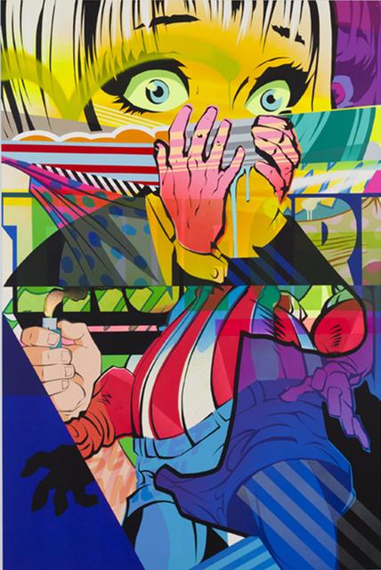 , 'Misdemeanor,' 2013, Jonathan LeVine Projects