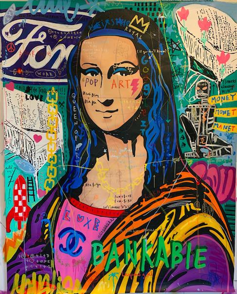 , 'Mona in the Garden,' 2019, Sist'Art