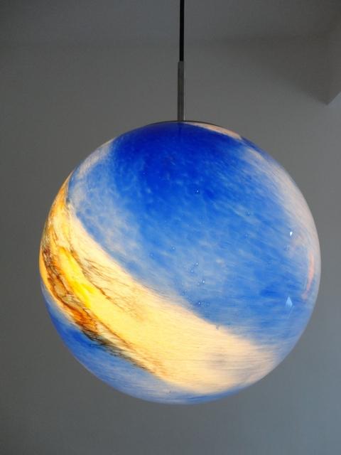 , 'Earth II,' 2011, Galerie Nikolaus Ruzicska