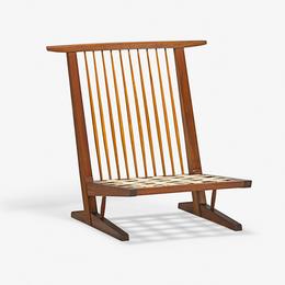 Conoid Cushion Lounge Chair, New Hope, PA