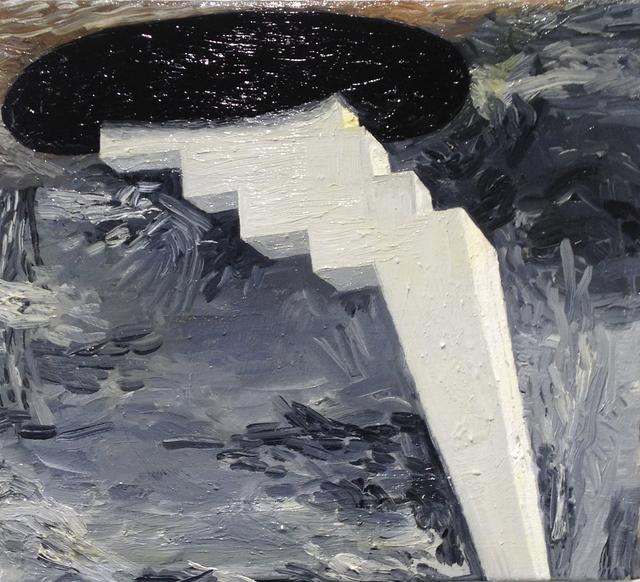 Scott Richter, 'Small Dark Cloud', 2011, Elizabeth Harris Gallery