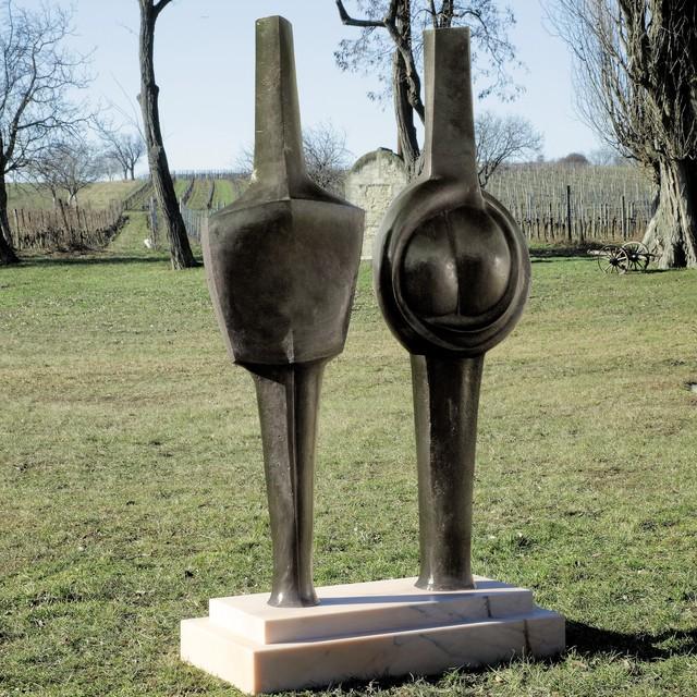 Wander Bertoni, 'Man and Woman', Design 1955-1990, Galerie Bei Der Albertina Zetter