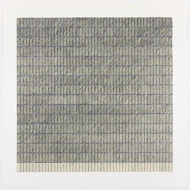 Jon Poblador, 'Heteromorphic Composition 02 ', 2020, Painting, Ink on mounted Xuan Paper, Alfa Gallery