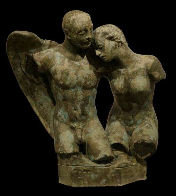 , 'Bacio dell'angelo,' 2003, Contini Art Gallery