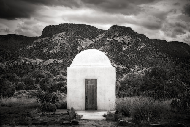 , 'The Dome at Los Silvestres, Abiquiu, New Mexico,' , Soho Photo Gallery