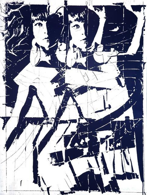 Giosetta Fioroni, 'Women Sheet', Wallector