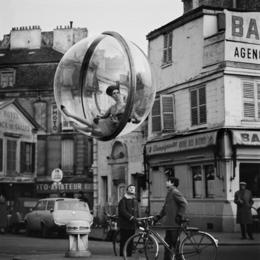 Melvin Sokolsky, 'Bicycle Street', 1963, Staley-Wise Gallery