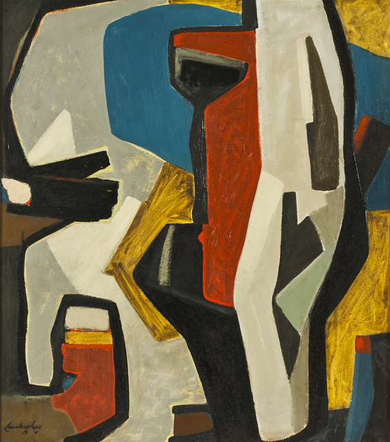 , 'Tree Forms,' 1960, EBONY/CURATED