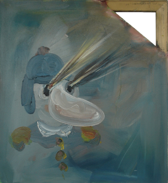 , 'Firefighter staring at the ceiling,' 2006, SARIEV Contemporary